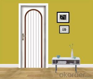 European Quality Wooden aluminium doors and windows