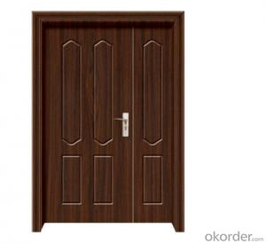 wrought iron steel door design DP007 good quality