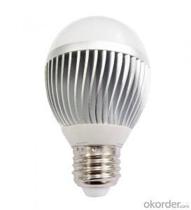 ULstandard LED bulb light CRI80, 60W incandescent replacement