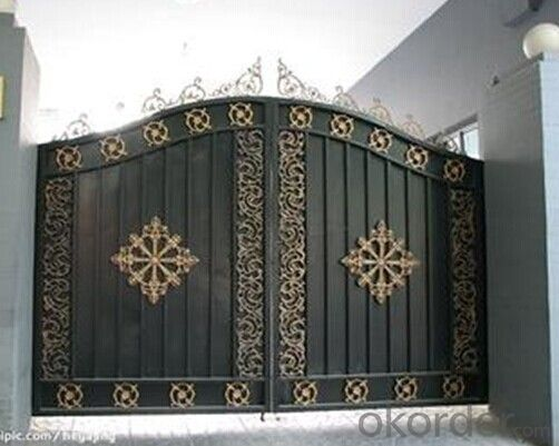 hot sale decorative interior door with turkey design