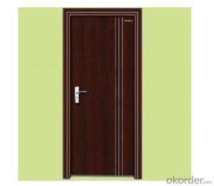 wrought iron steel door design DP007 good quality