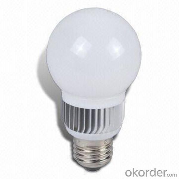 9W LED bulb light, 850Lm, CRI80, 60W incandescent, UL