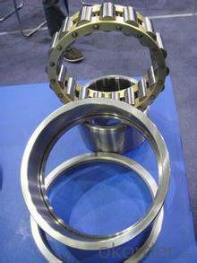 NN3030K/C91W33 Double Row Cylindrical roller Bearings mill roll bearing