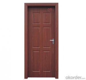 High Quality Design Security Steel Door of cheap price heat transfer galvanized steel door