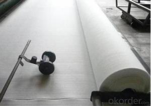 Short fiber Nonwoven Geotextile for Geotechnical Engineering