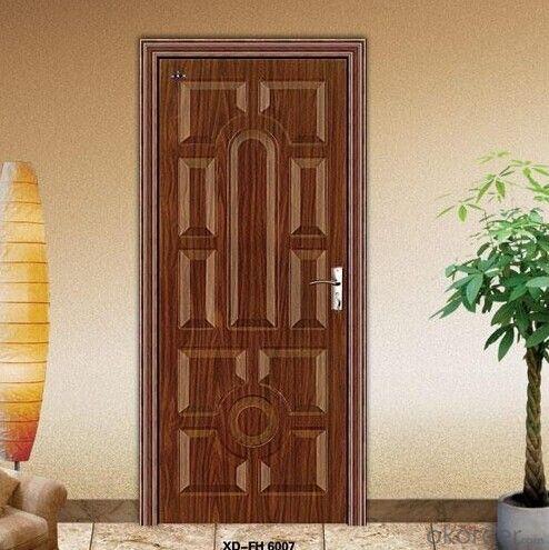Industry steel door/Sectional Industrial Doors