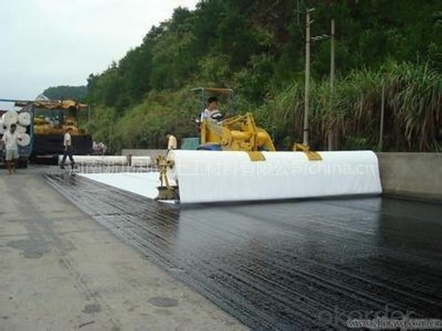 Long Fiber Geotextile Introduction for Railway Engineering