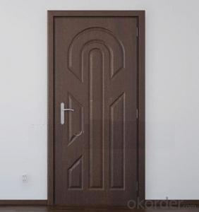 Russia style quality steel security door