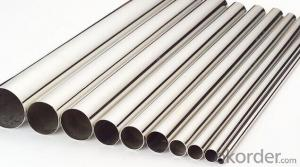 ASTM High selling quality bright stainless steel pipe