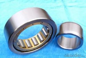 NU214 Cylindrical roller Bearings mill roll bearing