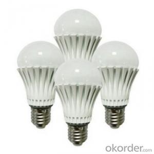 UL LED bulb light CRI80, 60W incandescent replacement
