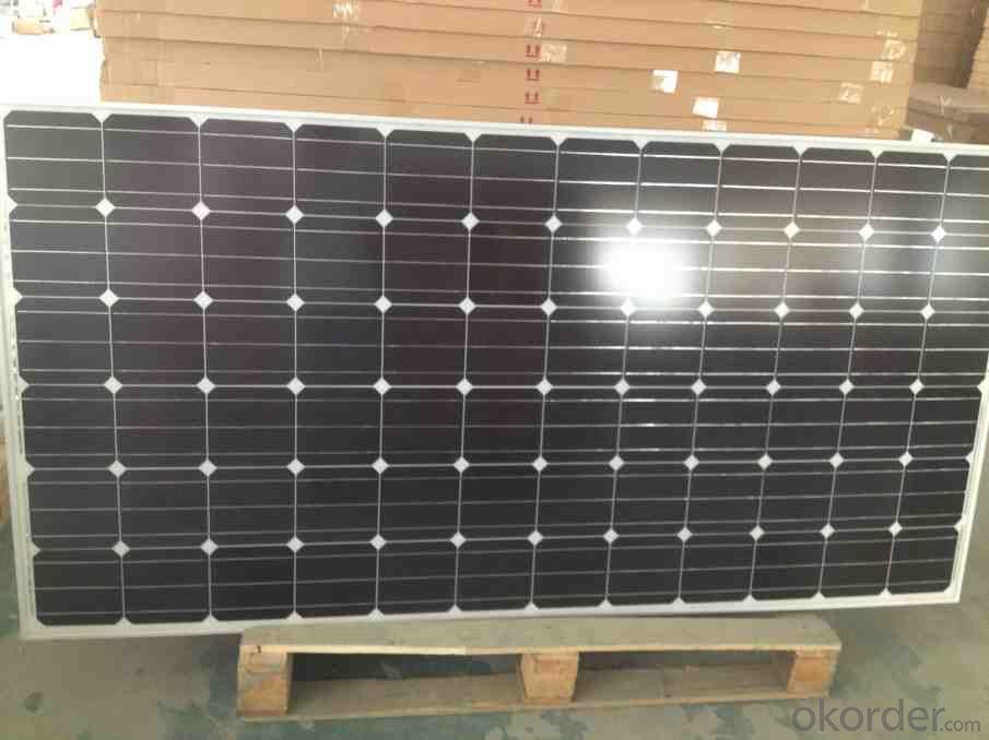 300W 36V MONO SOALR PANEL SOALR SYSTEM SOLAR MODULE