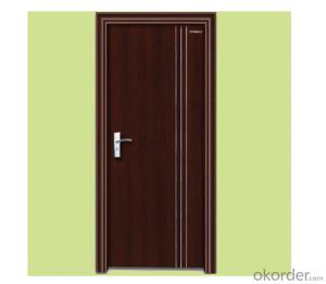 High-quality factory manufacturer steel door in china