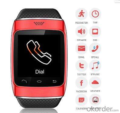 Android Hand Watch Mobile Phone Price 2014 Factory OEM