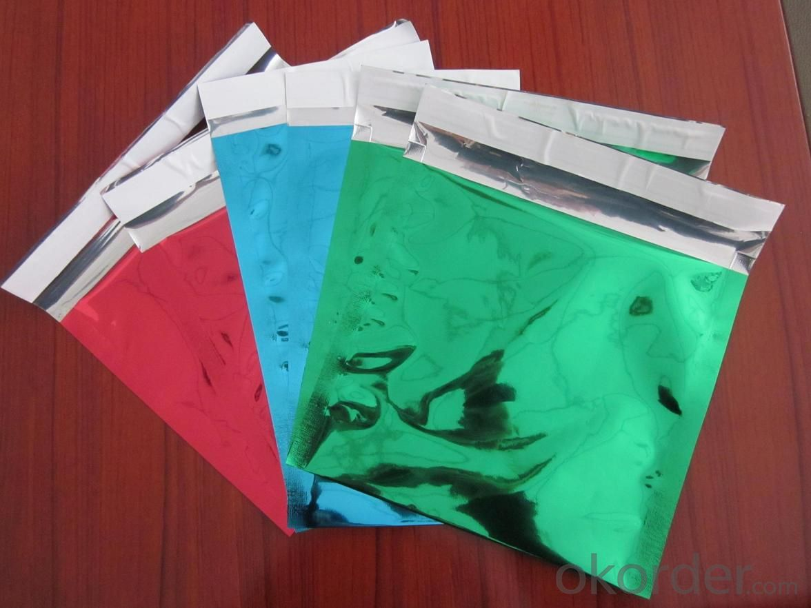 Color Packing Bag- Aluminum Foil/Polyethylene
