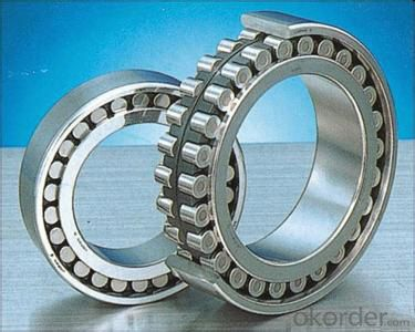NN3030K/C91W33 Double Row Cylindrical roller Bearings mill roll bearing