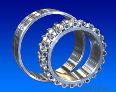 32821/600K Double Row Cylindrical roller Bearings mill roll bearing bearings