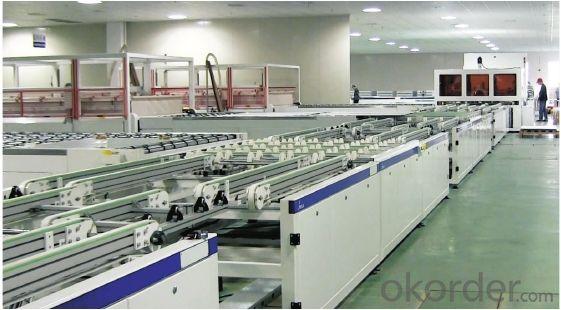 High efficiency 300w monocrystalline solar module of home solar power system