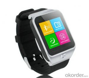 Colorful Design Smart Bluetooth Watch Phone for Mobile Phone