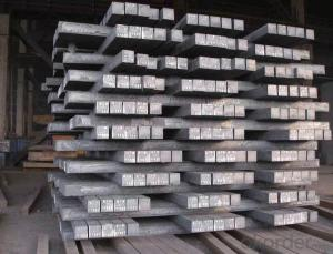 Raw Material Steel Rectangle Billet Bars