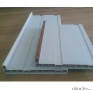 RB-PVC-S2006 Hot Stamping Wooden Design 20cm Width PVC Ceiling