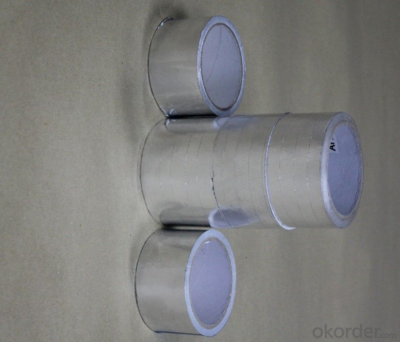 aluminum foil tapes FSK flexible insulation ducts