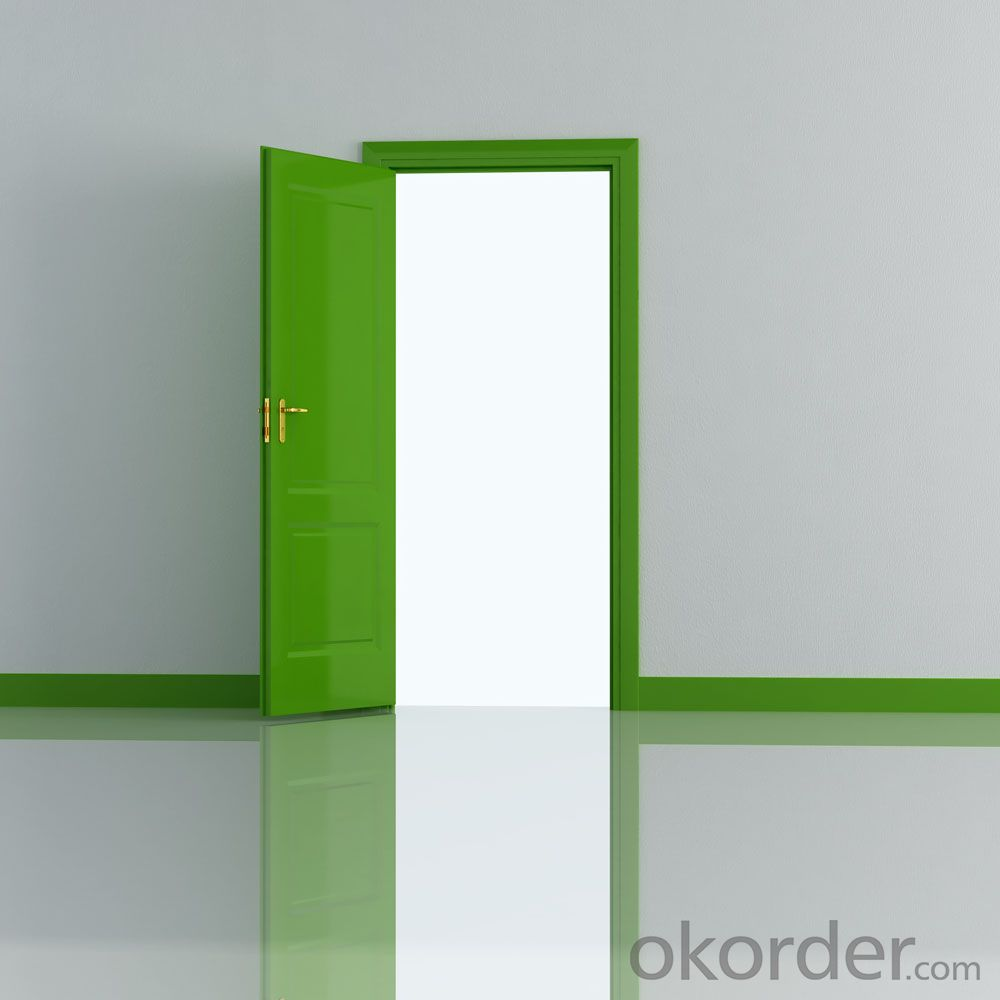 DOUBLE color popular Russia steel door (lt-313) new model