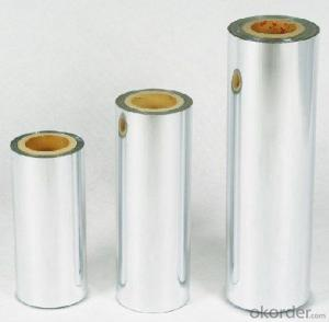 Packing and Lamination Film-Aluminum foil- PET – LDPE