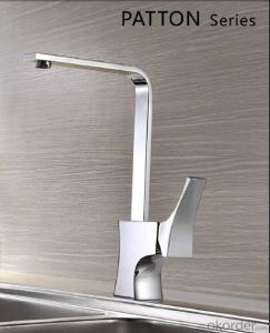 Faucet  Single handle brass tap for  hot&cold water bathroom