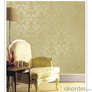 Big size 1000*1000mm 3D wallpaper eco friendly with the embossed relief