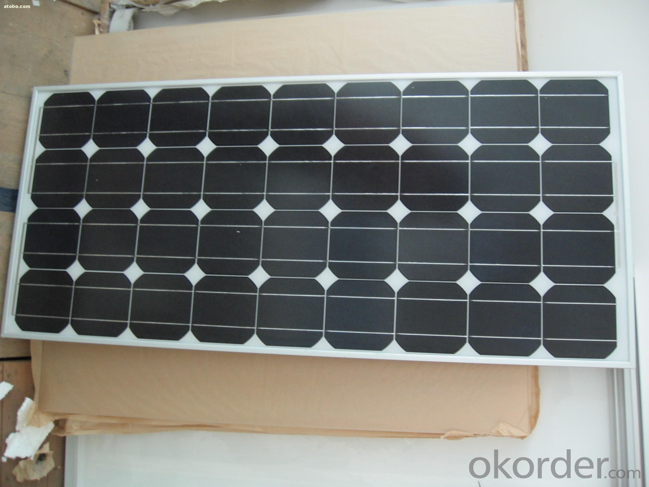 High Efficiency CE Crystalline Silicon Solar Module 3w-300w