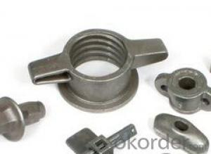 OEM precis cast parts scaffolding casting spare parts