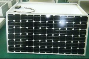 215W pv solar module with CE certificate