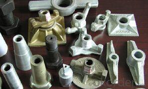 formwork steel cone/construction climbing cone/building scaffolding parts