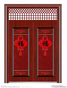 Special photos retail Steel Security Door for sale cheap security door