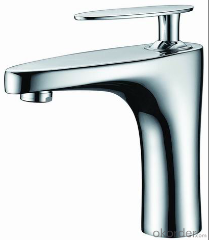 Faucet Single lever bath mixer with ACS certification