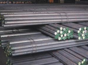 Forged Spring Steel Round Bar with the Size 30mm