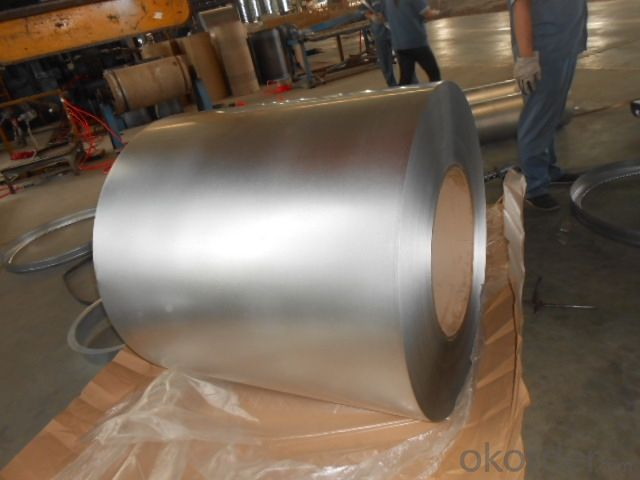 Hot Dipped Aluzinc or Galvalum  Steel Coils