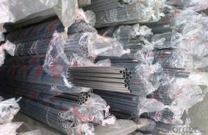 High selling quality bright stainless steel pipe 202