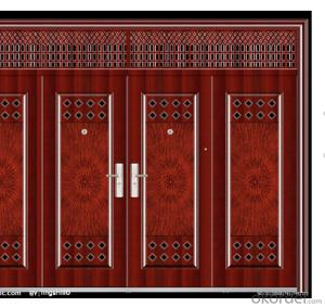 NEW POPULAR Design Hot Selling Single Wooden Interior Door