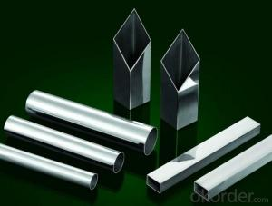 High selling quality bright stainless steel pipe 304L