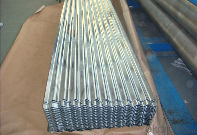 Good Quality of Corrugated Galvanized Steel Sheet of China