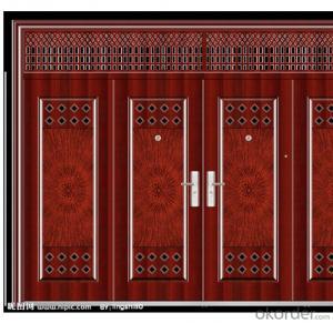 MX-090-Z1 Hot-selling steel door in china