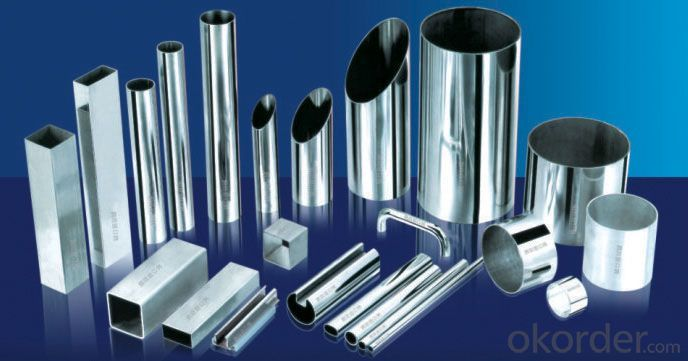 High selling quality bright stainless steel pipe ASTM 202