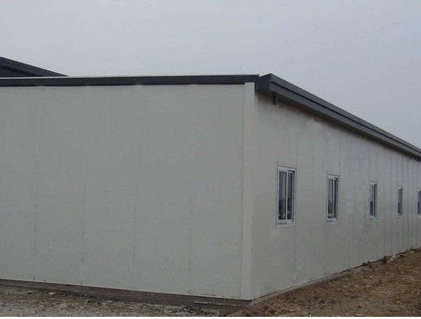 20 and 40 Shipping Steel Prefab Tent House for Saling