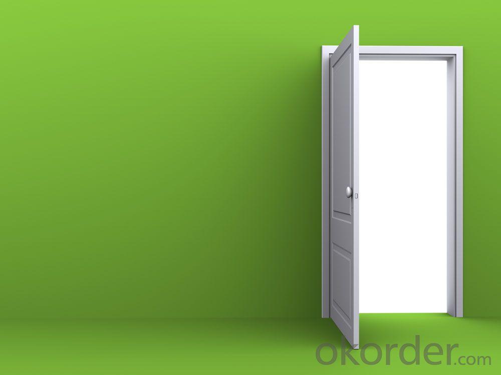 2015 Exterior weather tight iron metal steel security door