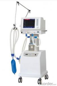 Multifunctional Anesthetic Machine with Ventilator (CE)