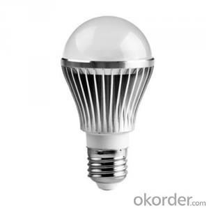 Waterproof 9W LED bulb light, 850Lm, CRI80, 60W incandescent replacement