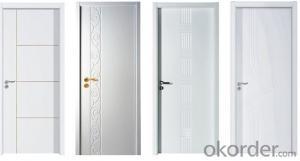 heat trans-printed Security Door Joining together door