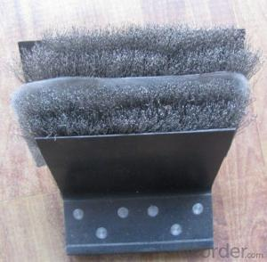 Shield     Import Wire Shield Tail Brush